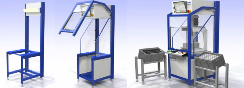 Fabrikautomation ZBV-ALPHAcell®