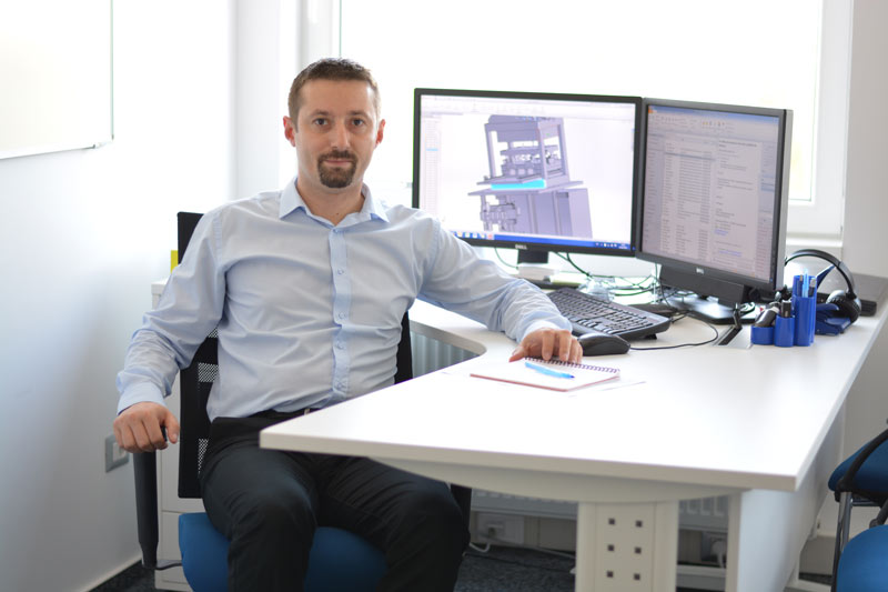 Bogdan Zanfir - Operational Manager für ZBV-AUTOMATION RO S.R.L.